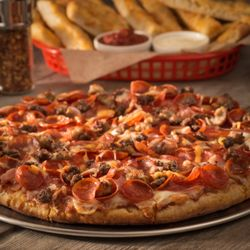 P O Of Mountain Mikes Pizza Roseville Ca United States