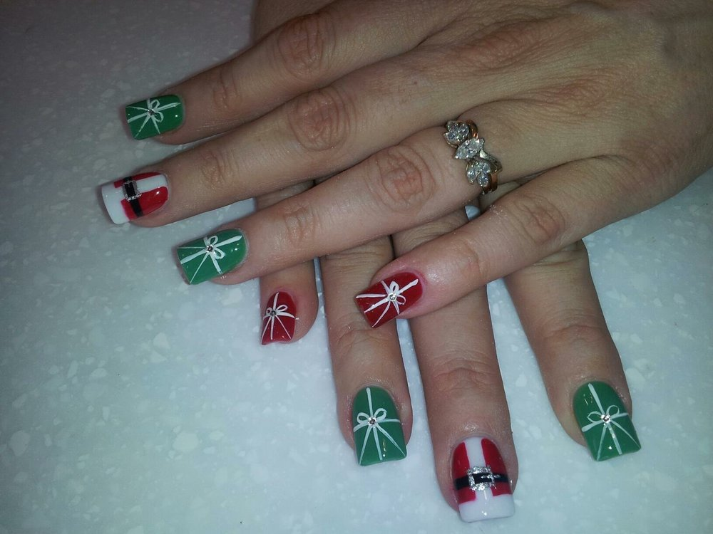 Davi Nails - Nail Salons - 5501 Sherwood Way, San Angelo, TX - Phone ...