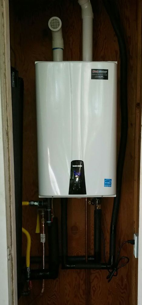 Your Navien Tankless Water Heater Installation Specialist