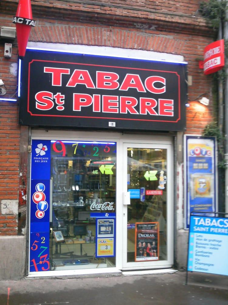 tabac saint pierre tabac 5 rue pargamini res saint pierre toulouse num ro de t l phone. Black Bedroom Furniture Sets. Home Design Ideas