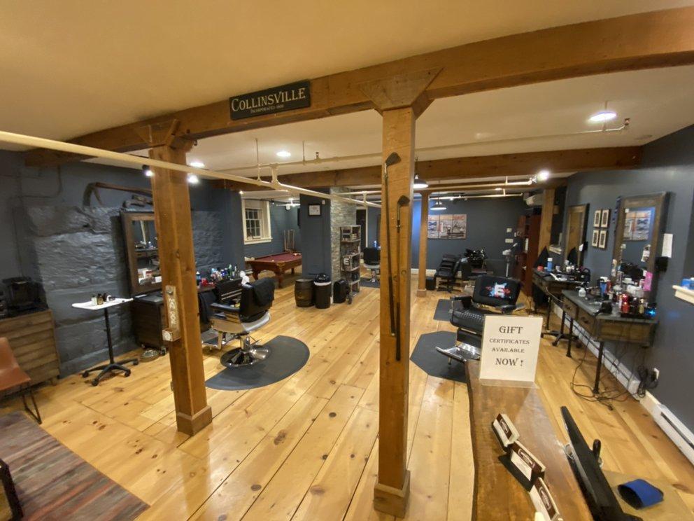Underground Barbers: 101 Main St, Canton, CT