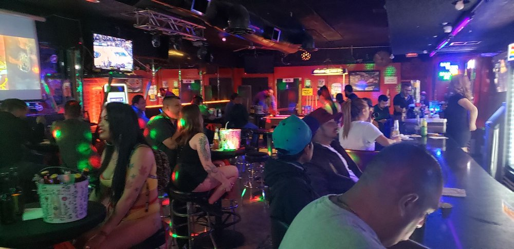Sugars Bikini Bar: 405 S Brookhurst St, Anaheim, CA