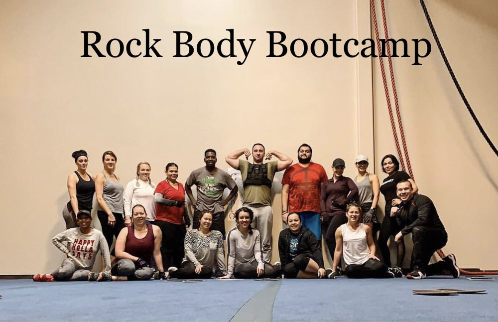 Rock Body Bootcamp
