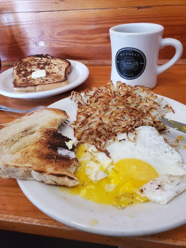 No Sweat Cafe: 427 N Last Chance Gulch, Helena, MT