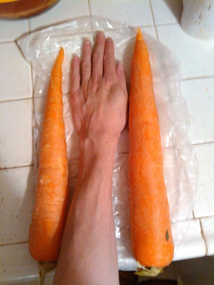 кто больше морковок засунет во влагалище видео лет