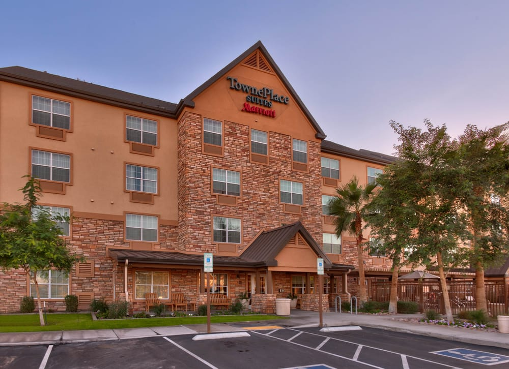 TownePlace Suites by Marriott: 1725 S. Sunridge Drive, Yuma, AZ