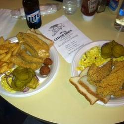 Photo Of Margo S Catfish Diner North Little Rock Ar United States Fish