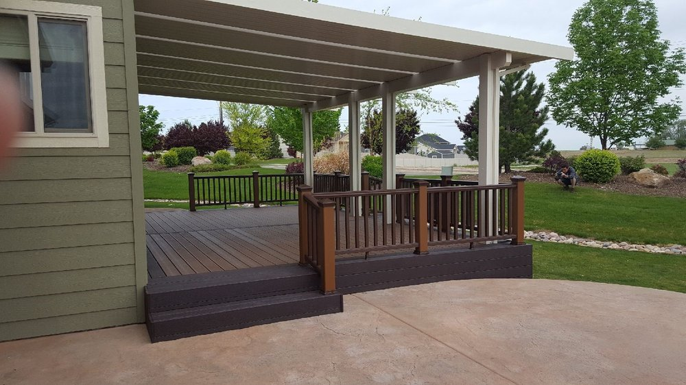Incroyable Photo Of Patio Covers Unlimited Of Idaho   Boise, ID, United States. Patio
