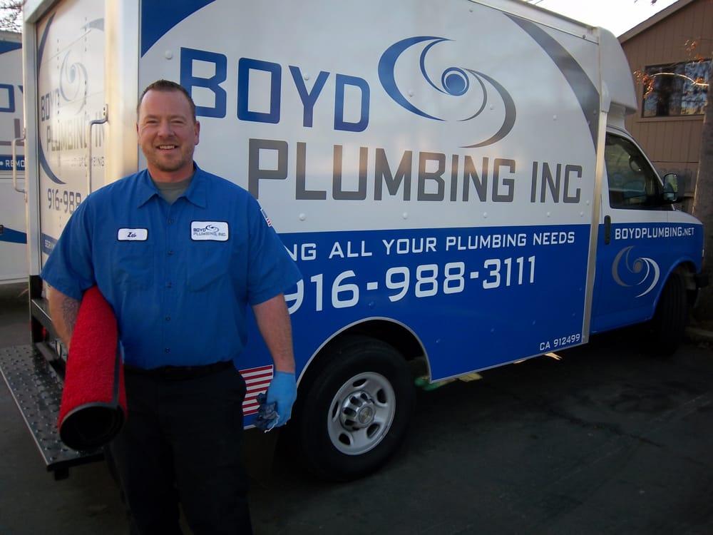 Boyd Plumbing 17 Photos 220 Reviews Plumbing 5485 Hemlock St