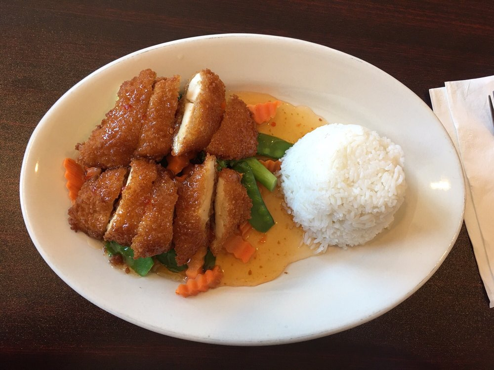 Teerak Thai Restaurant: 895 Wayne Ave, Indiana, PA