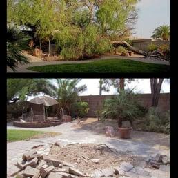 Rocky S Tree Service Landscaping Northwest Las Vegas
