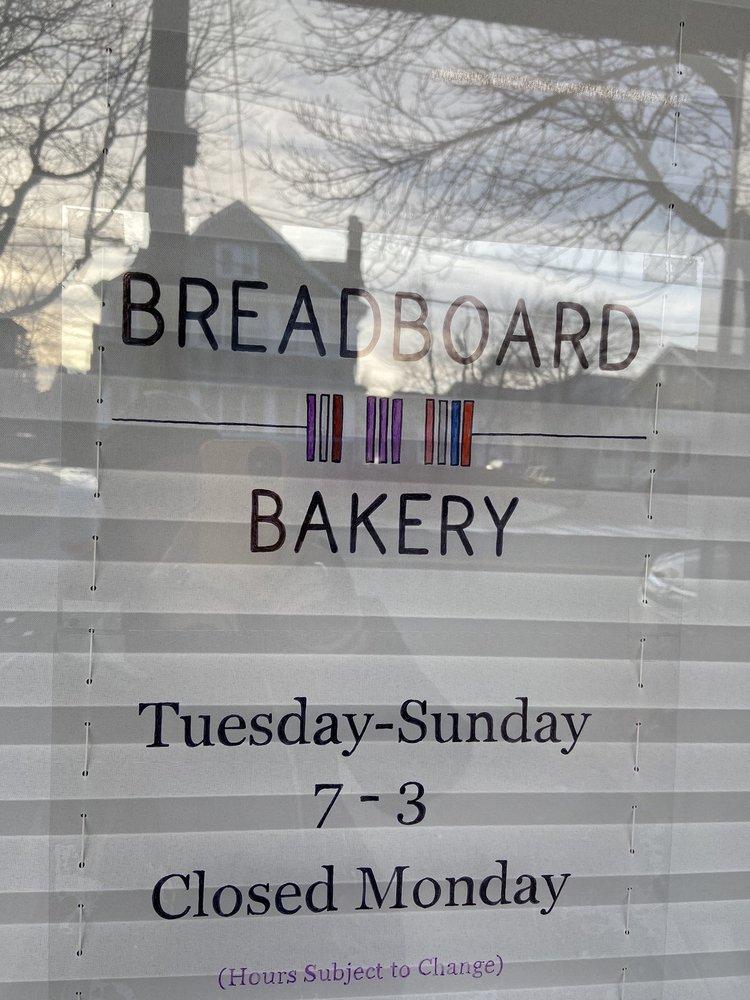 Breadboard Bakery: 203A Bdwy, Arlington, MA