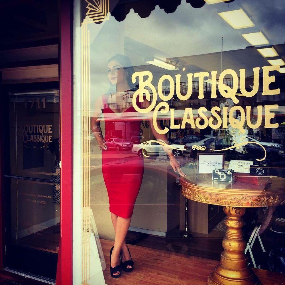 Boutique Classique: 1711 Sonoma Blvd, Vallejo, CA