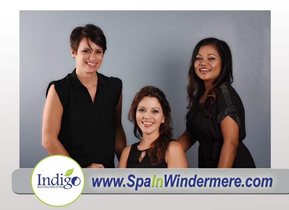 Indigo Spa Wellness Center Windermere Fl