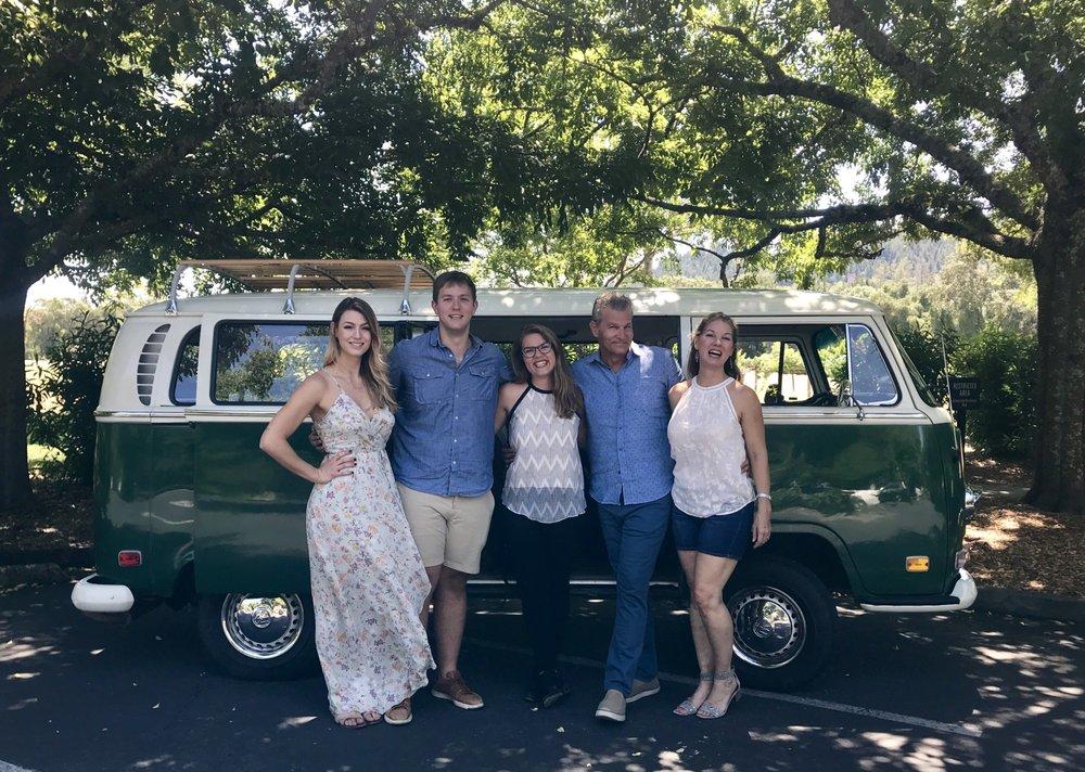 West Wine Tours: Sonoma, CA