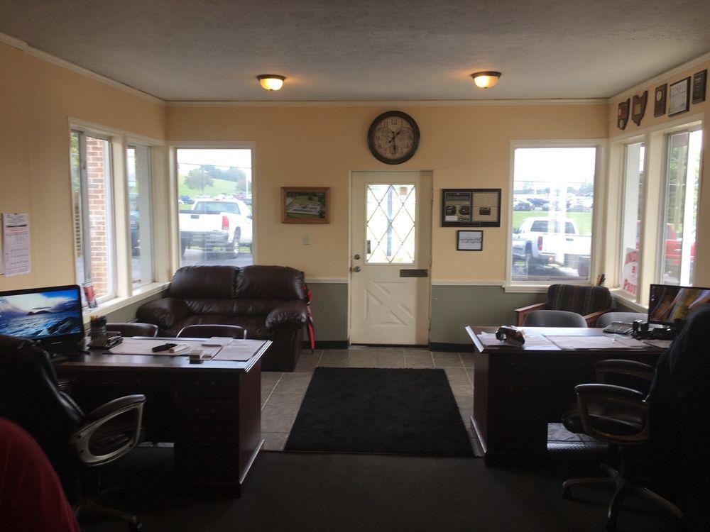 Westview Motors: 1585 North High St, Hillsboro, OH