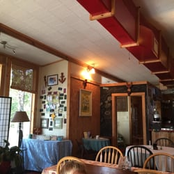Photo Of Haley Dais Cafe Cedar Creek Tx United States Wonderfully Decorated