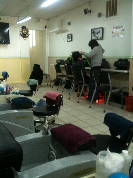 Nancy s le nails 24 recensioni manicure pedicure for 24 hour nail salon philadelphia