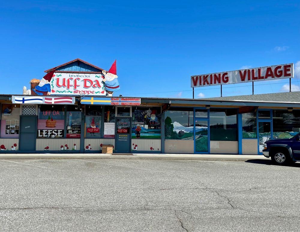 Uff Da Shoppe: 8820 Viking Village, Stanwood, WA