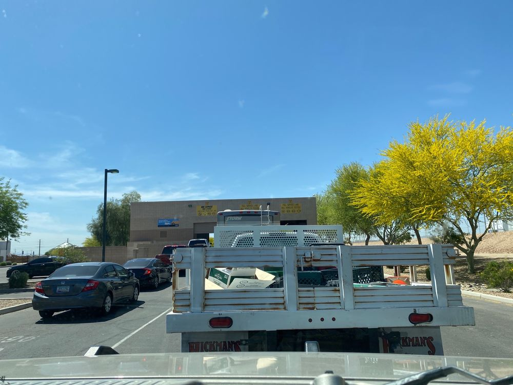 ADEQ Emissions Testing Station M17: 16140 W Eddie Albert Way, Goodyear, AZ