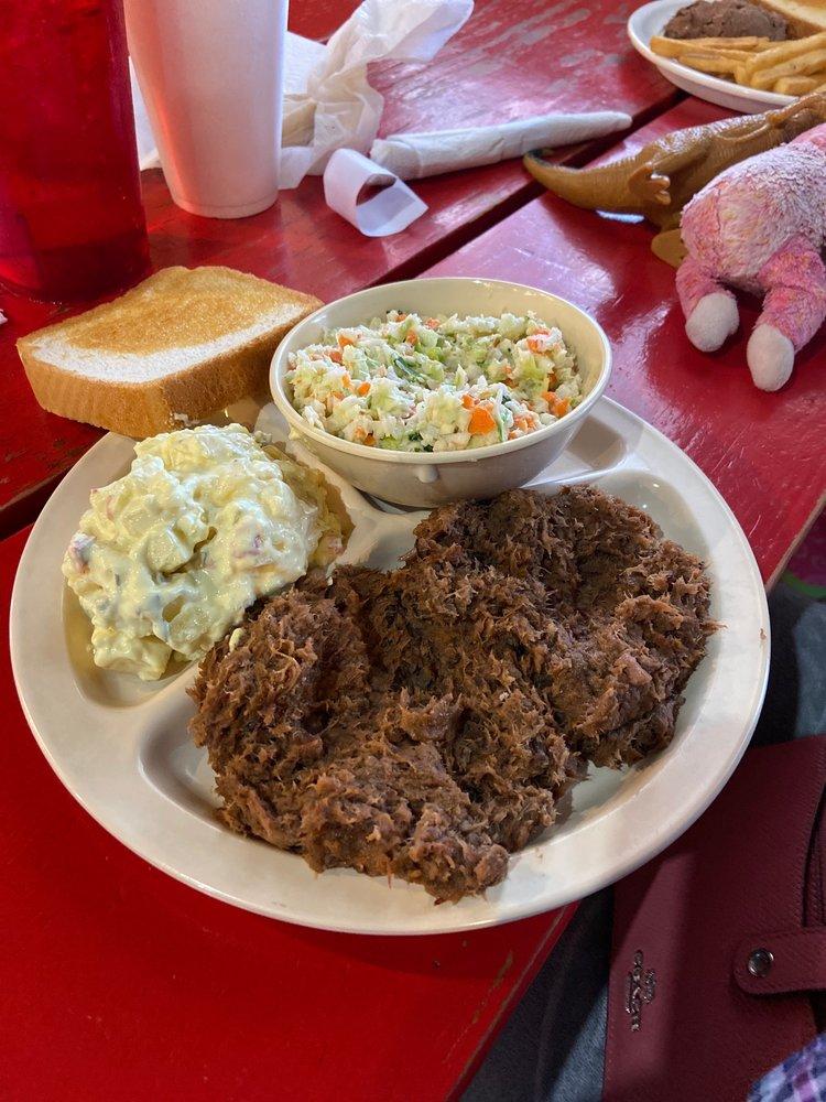 Hammond's BBQ: 1106 NE Big Bend Trl, Glen Rose, TX