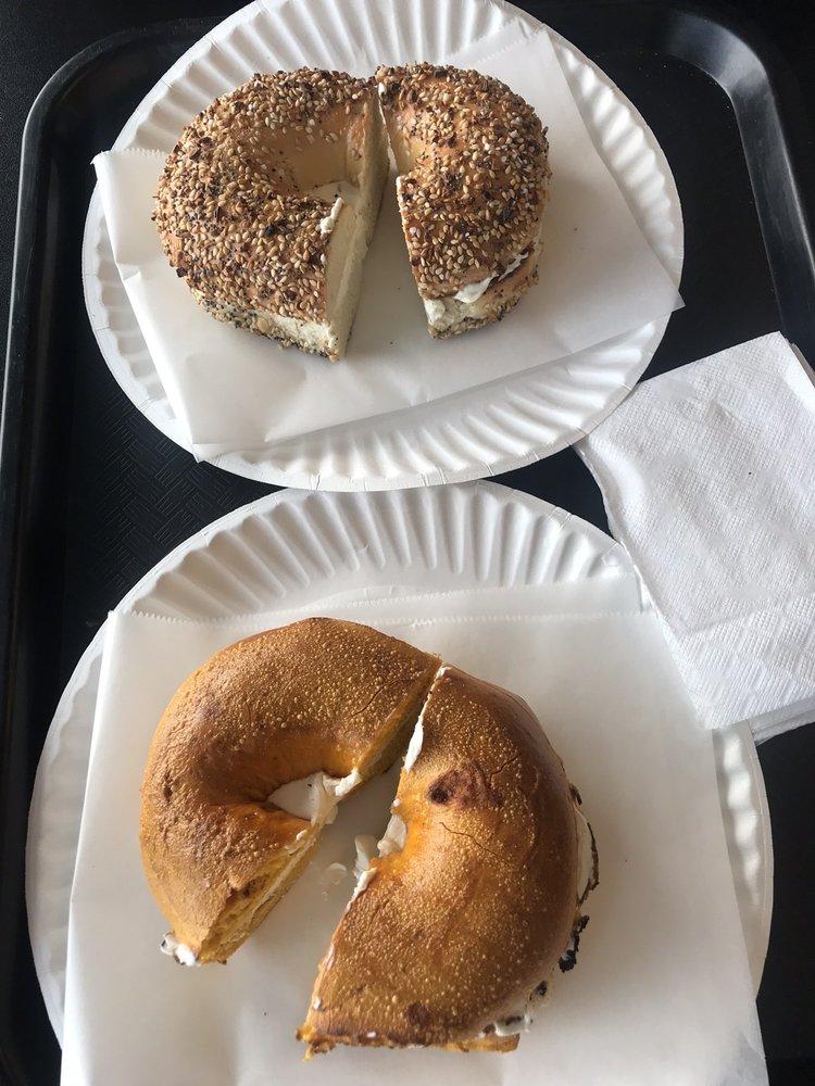 Brewster Hot Bagels: 2505 Carmel Ave, Brewster, NY