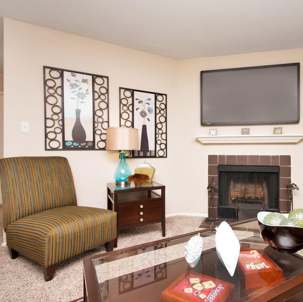 Princeton Nj Apartments: The Crest At Princeton Meadows