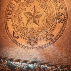Photo Of Town Country Leather Austin Tx United States Pillow From