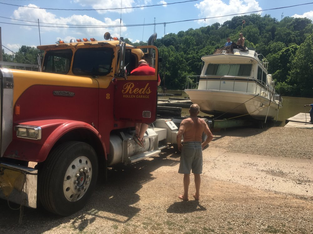 Towing business in Wellston, OH