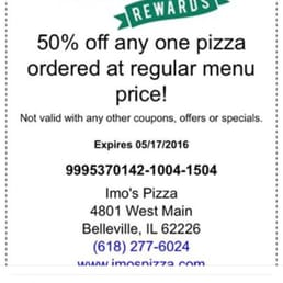 image about Imos Coupons Printable known as Imos discount codes code / Pizza hut coupon $5 off on-line obtain