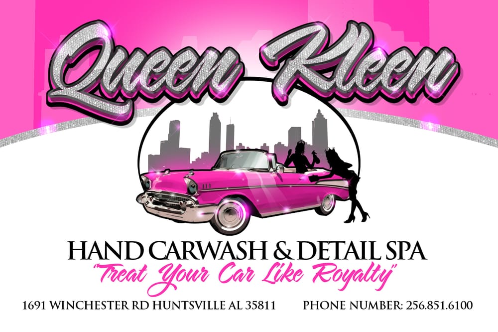 Queen Kleen Car Wash Detail Spa Auto Detailing 1691 Winchester