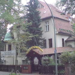 Forsthaus Spandau Geschlossen Hotel Schonwalder Allee 55