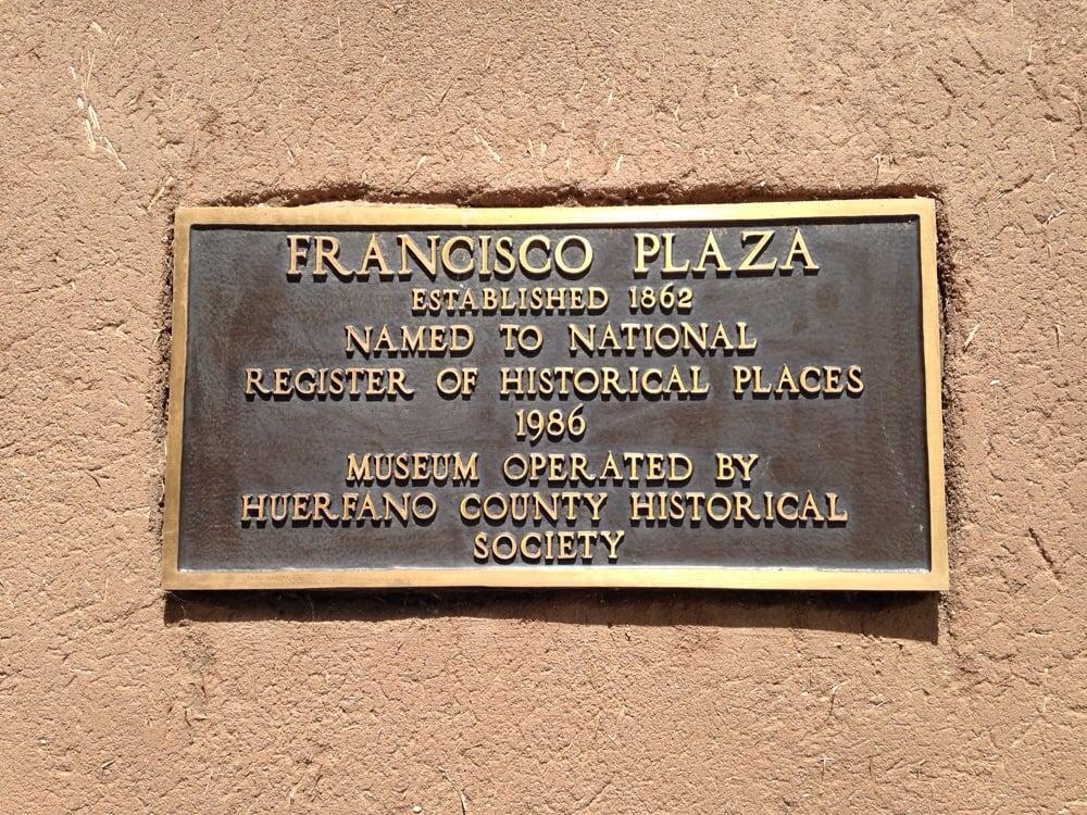 Francisco Fort Museum: 306 S Main St, La Veta, CO