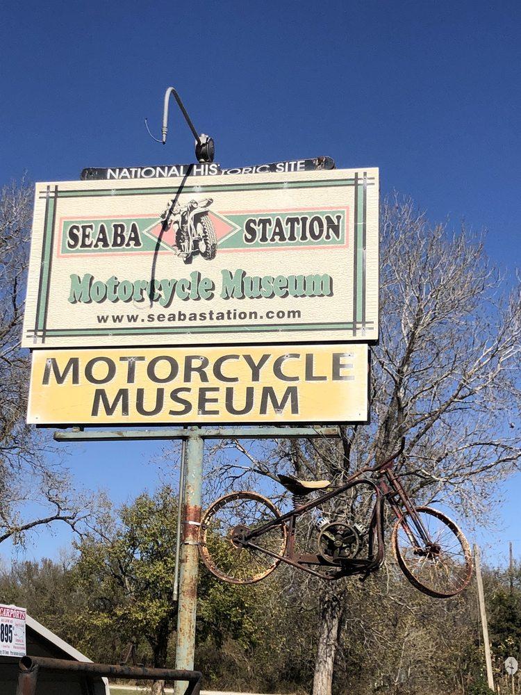 Seaba Station: 336992 E Hwy 66, Chandler, OK