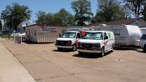 U-Haul Neighborhood Dealer: 25 N 16th St, Keokuk, IA