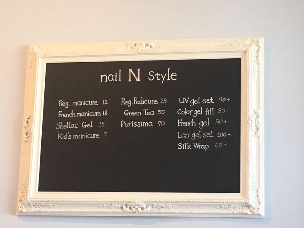 Nail N Style: 338 Ramapo Valley Rd, Oakland, NJ