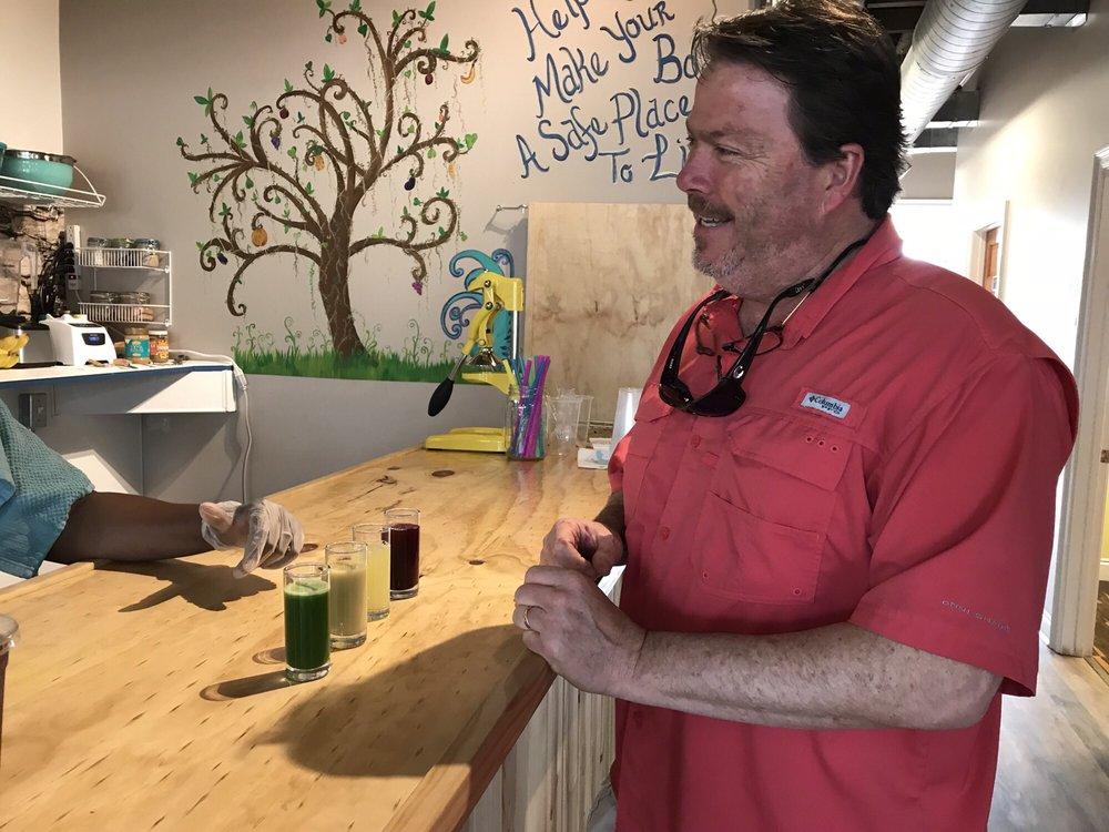 Kale Yeah Juice Cafe: 119 S Mckenzie St, Foley, AL