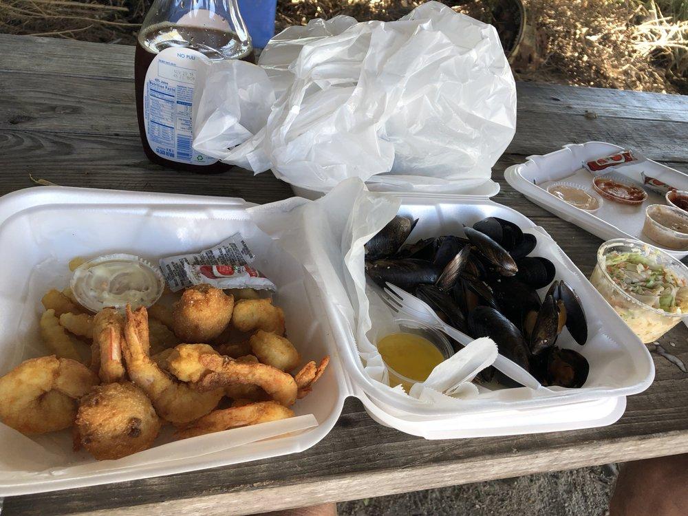 Shrimp Landing: 12645 W Fort Island Trl, Crystal River, FL