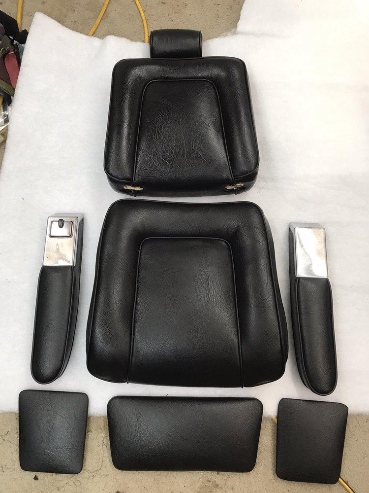 Custom Upholstery Company
