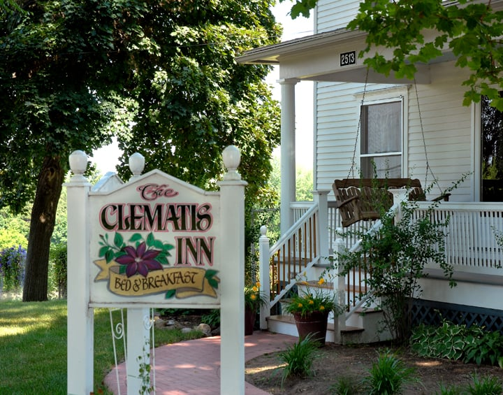 Clematis Inn - Hotels - 2513 Penfield Rd, Fairport, NY - Phone ...