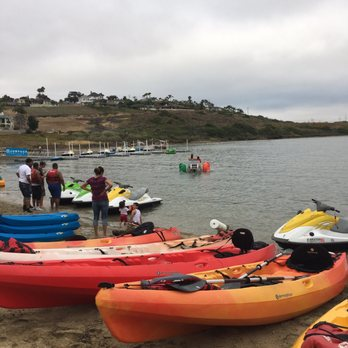 Photo Of Carlsbad Lagoon Ca United States Boat Launch Area And