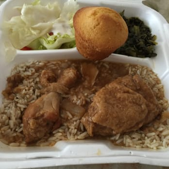 Photo Of Cafe Express Baton Rouge La United States Smothered En