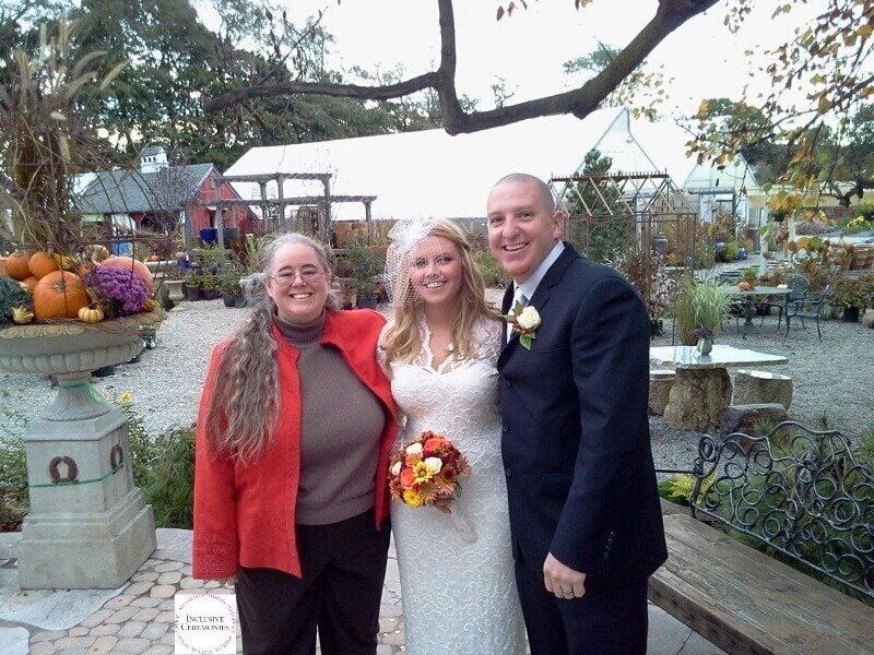 Attirant Photo Of Inclusive Ceremonies   Jersey City, NJ, United States. Katharine  And Robert