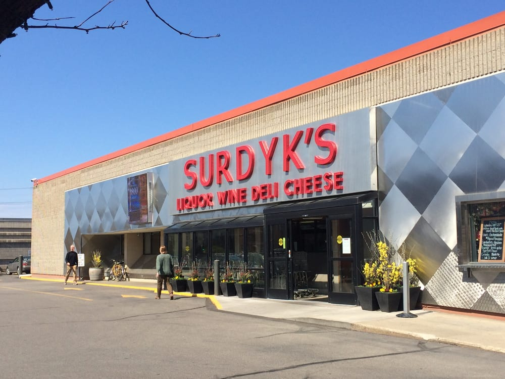 Surdyk's Liquor and Cheese Shop