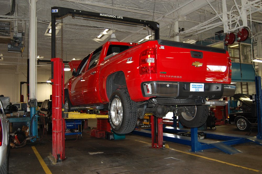 Bay Chevrolet Mobile Al >> Service Lift Yelp