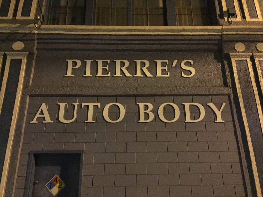 Pierre's Auto Body