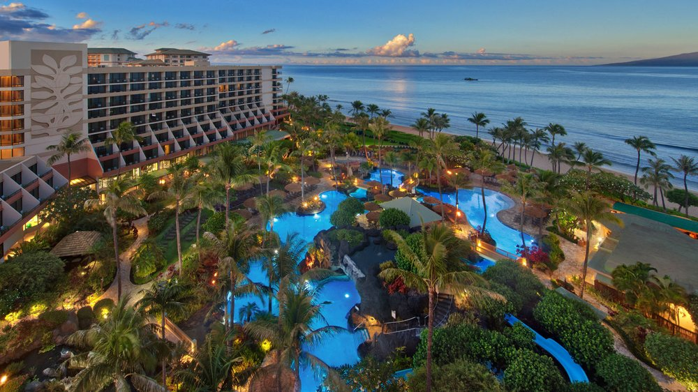 Marriott's Maui Ocean Club - Slideshow Image 1