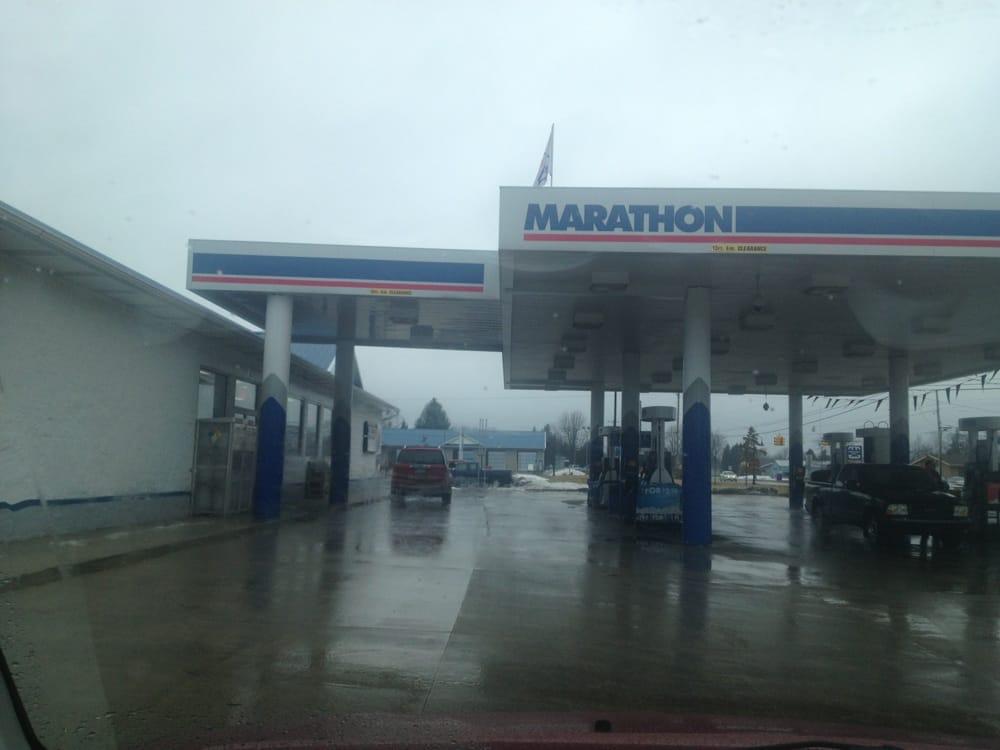 Auburn Marathon: 991 W Midland Rd, Auburn, MI