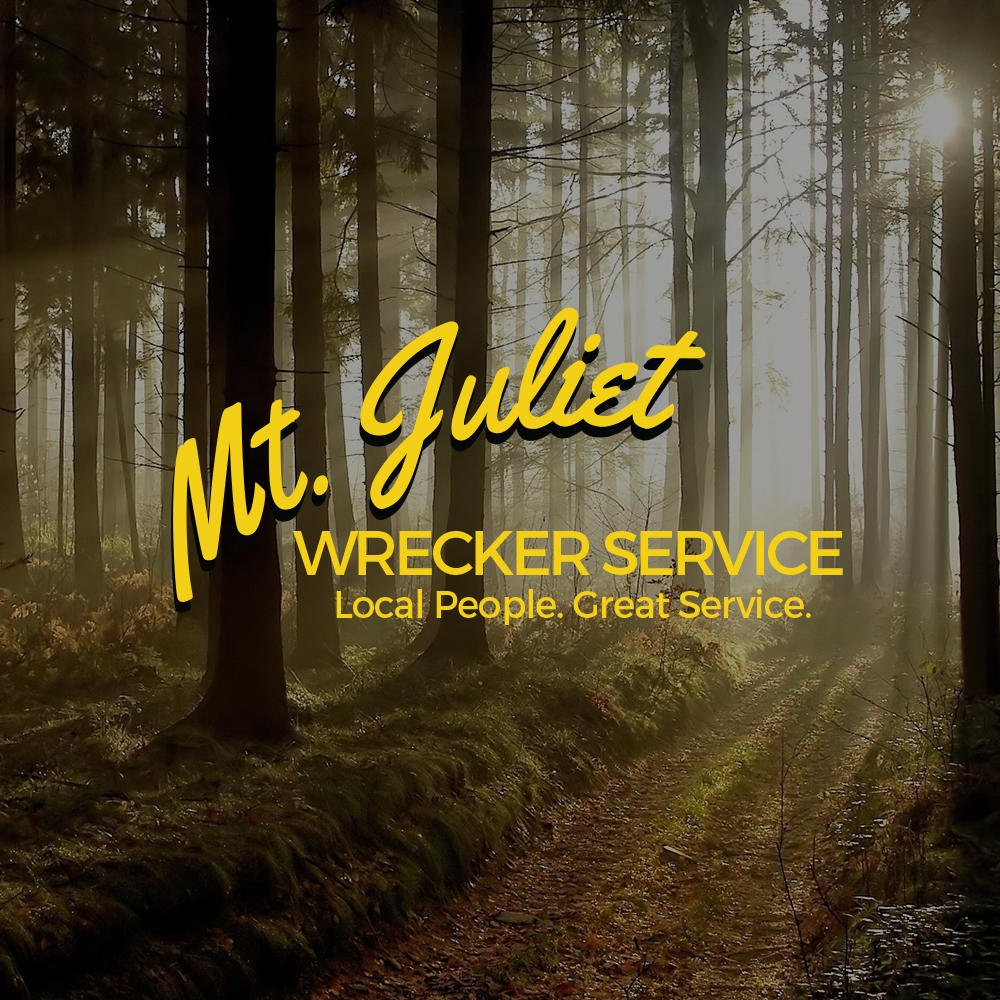 Towing business in Mount Juliet, TN