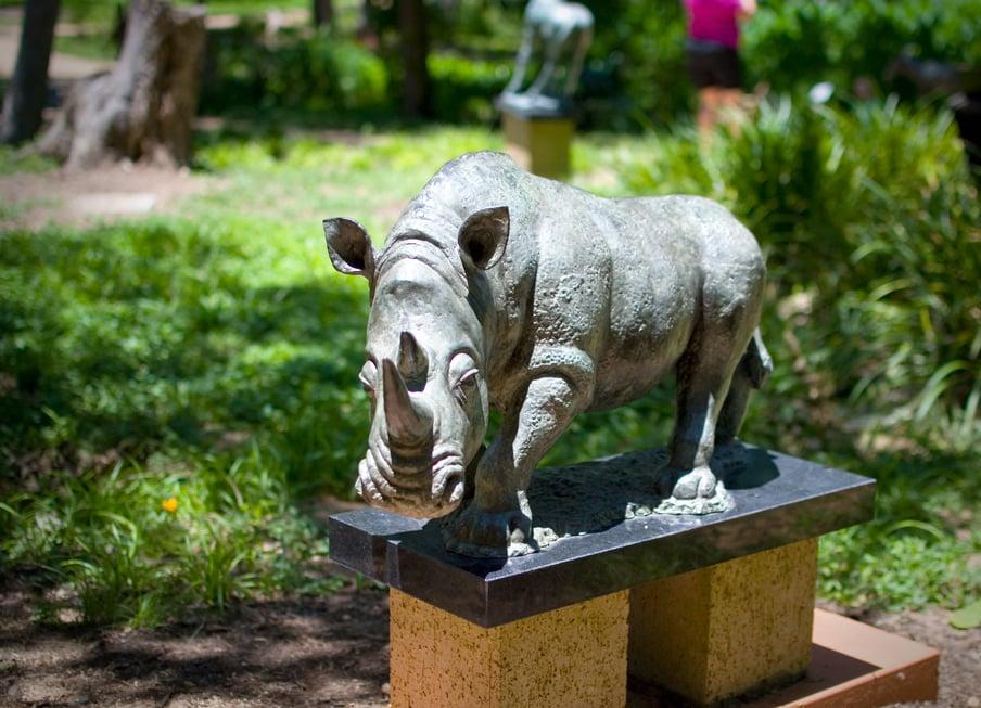Umlauf Sculpture Garden Museum 170 Fotos Y 61 Rese As Museos 605 Robert E Lee Rd 78704